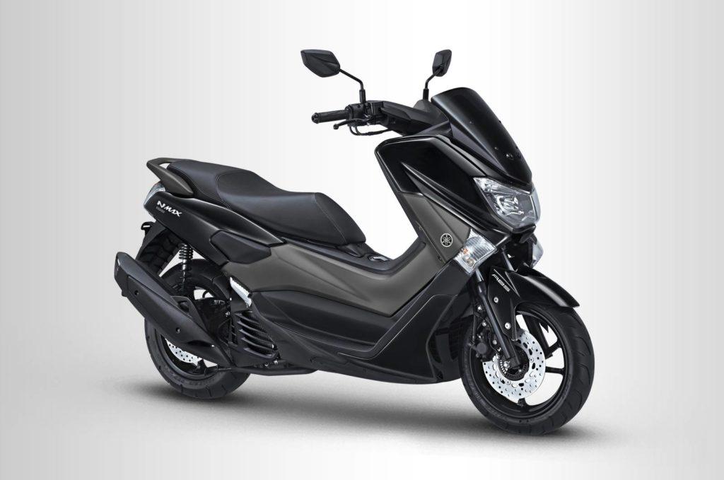 Yamaha NMAX black