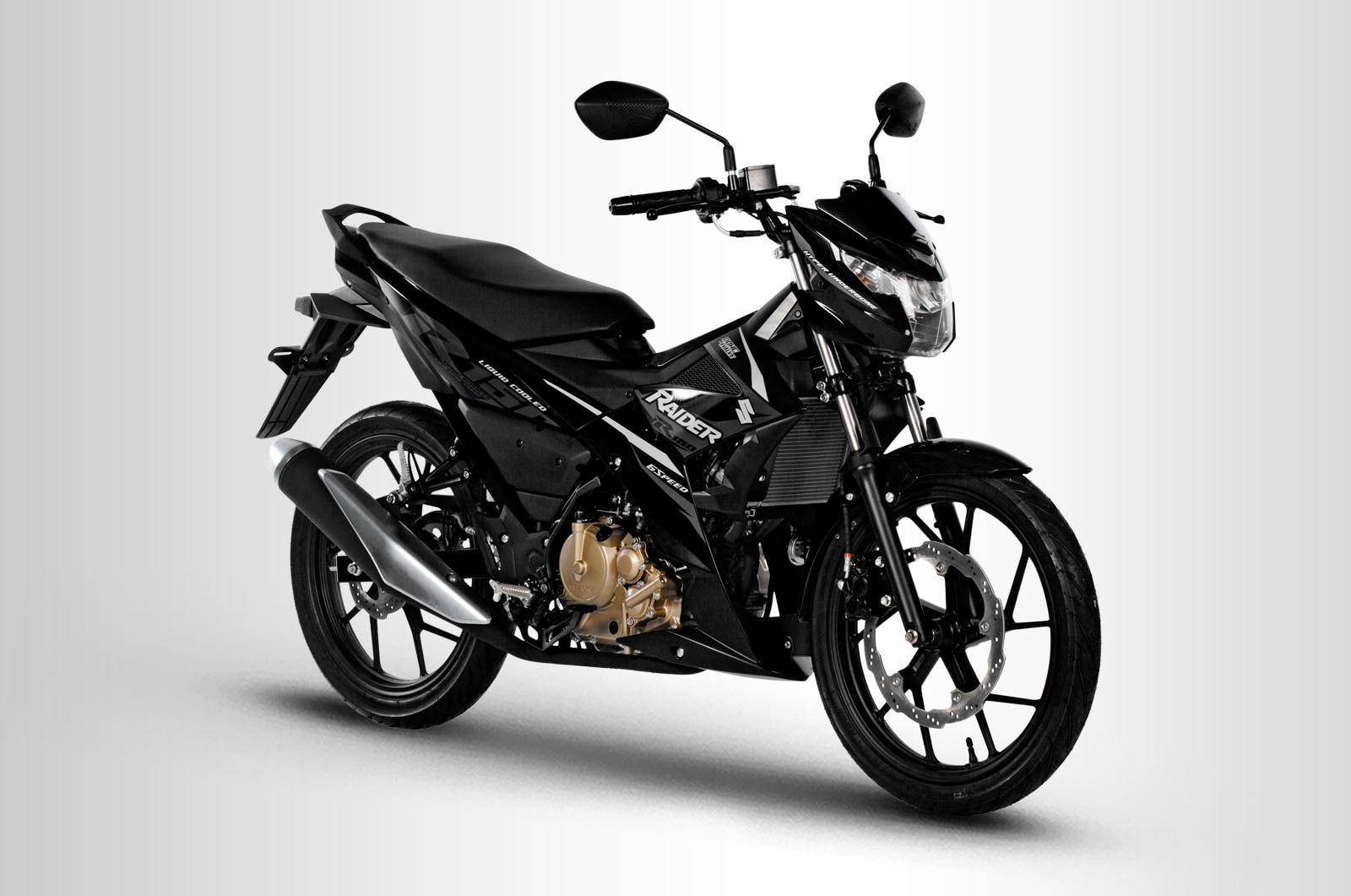SUZUKI Raider R150 Fi – Motortrade