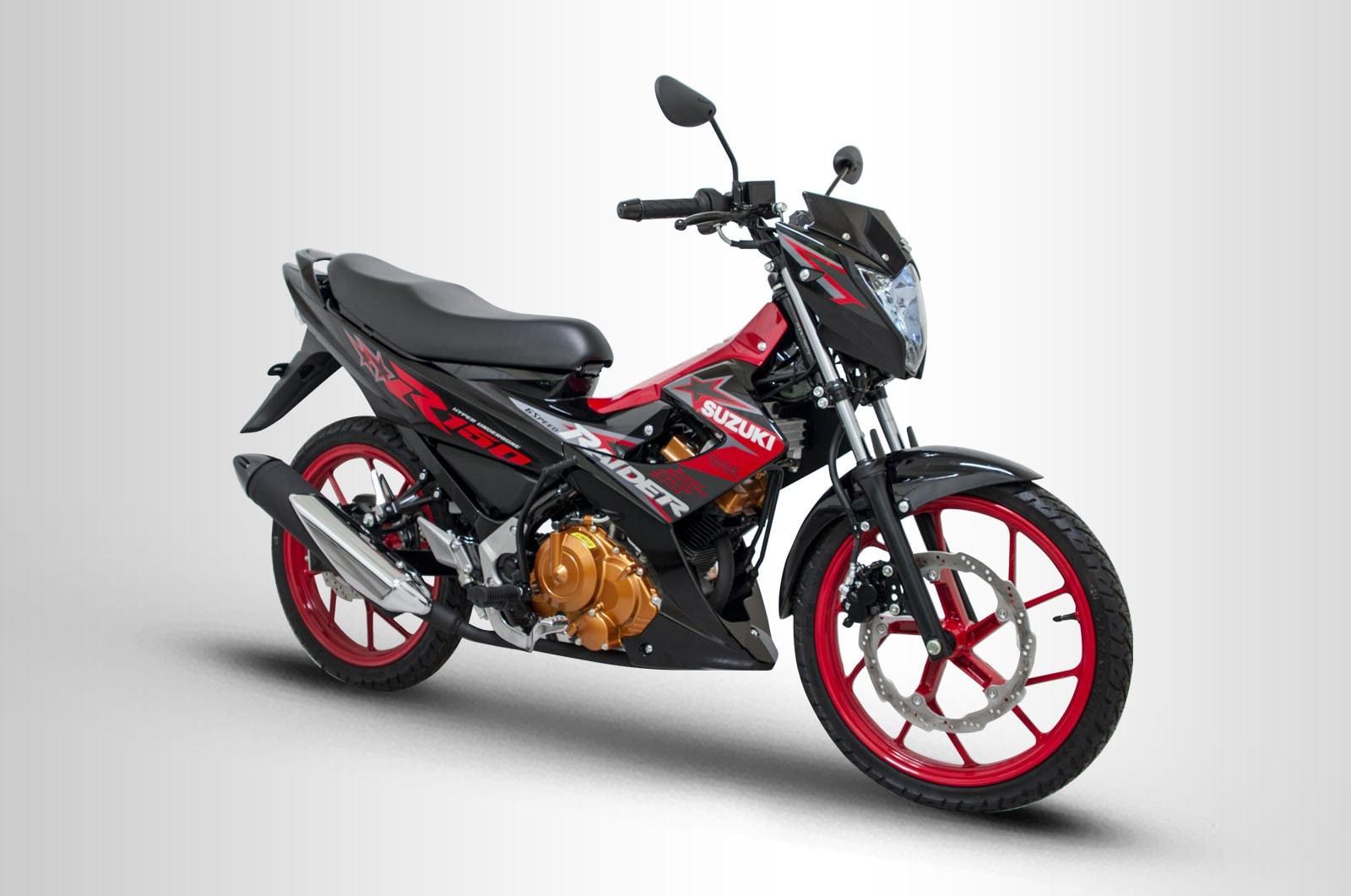 SUZUKI Raider R150 Premium Colors