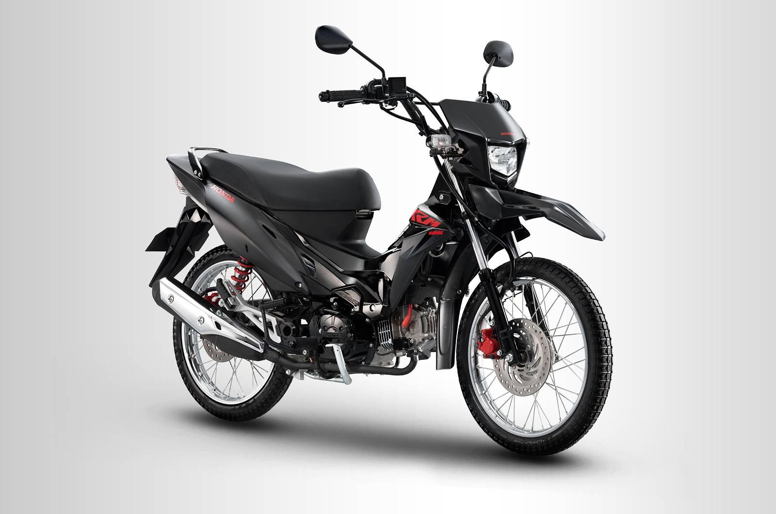 Honda xrm 125 dsx fi