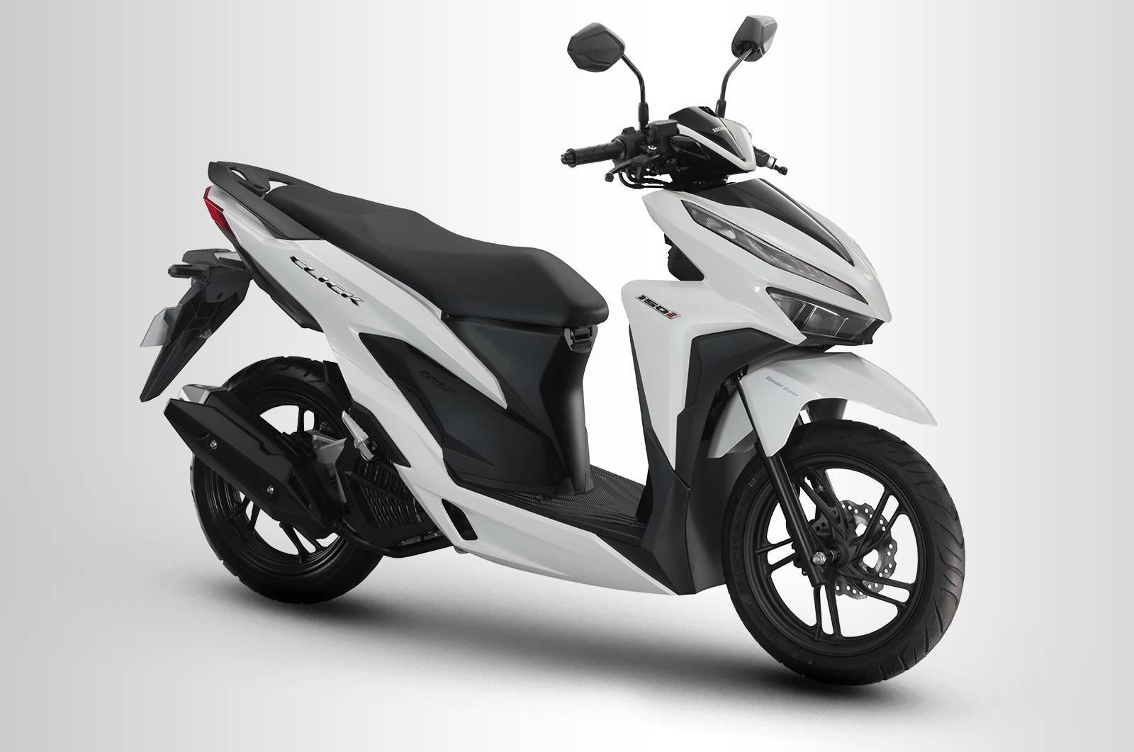 Honda Motorcycle Click 150i