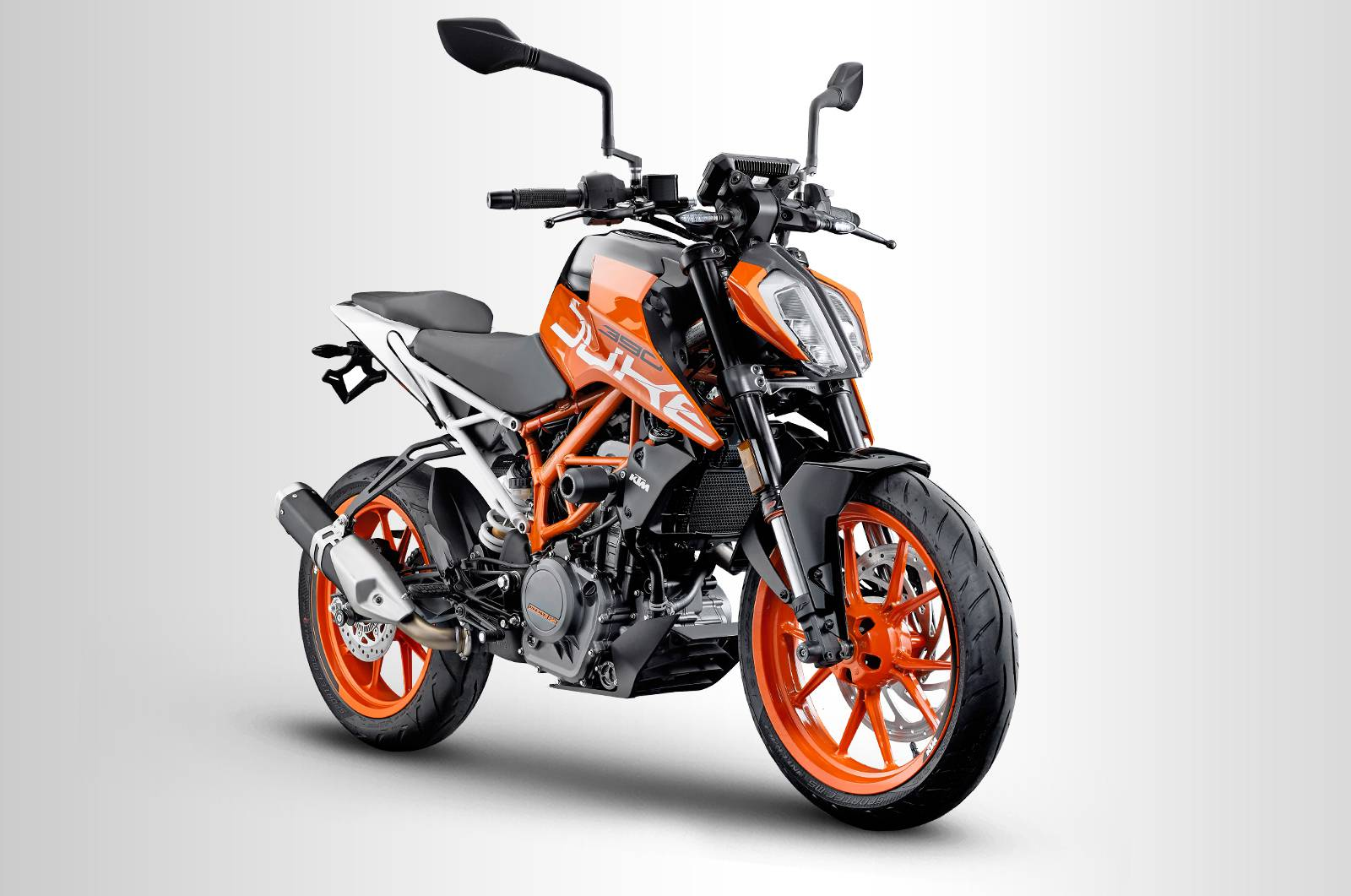 Ktm Duke 390 Motortrade