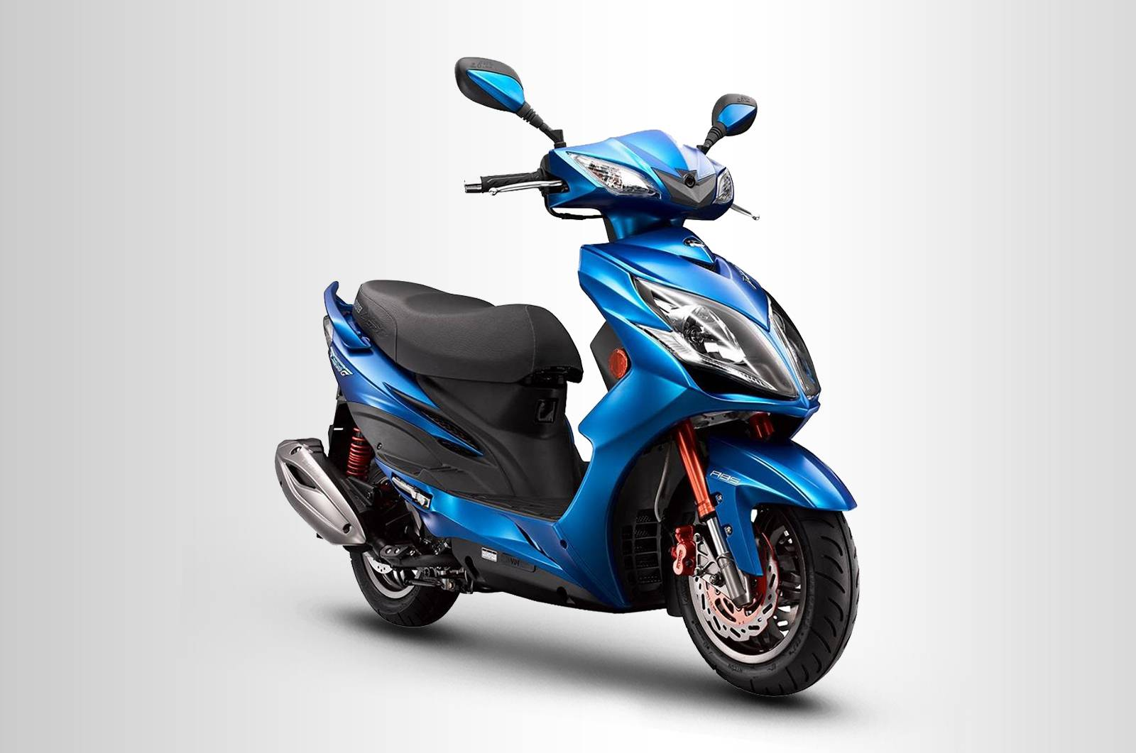 KYMCO RACINGKING 180I Blue