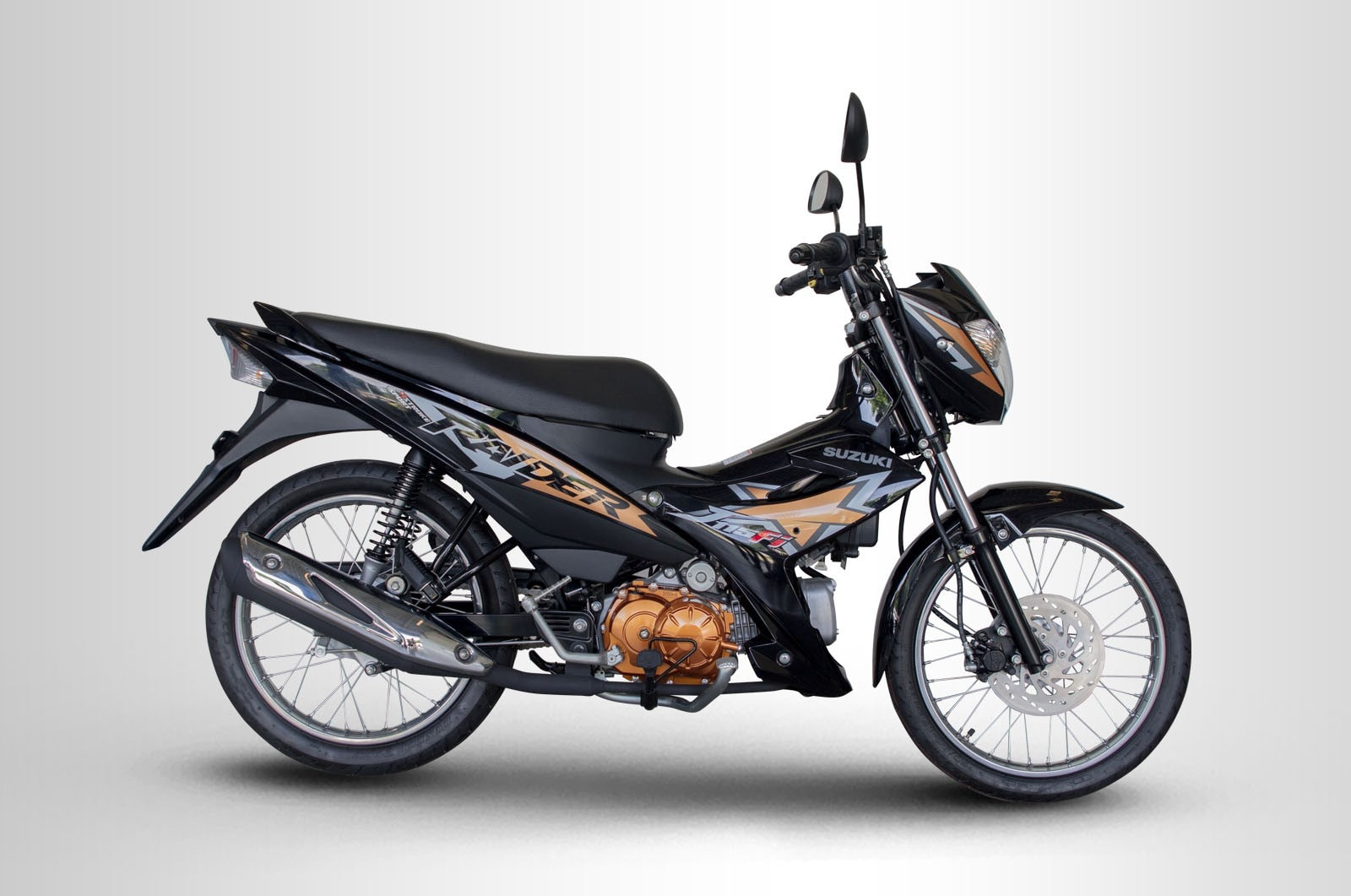 motortrade philippines  motorcycle dealer suzuki raider  fi spoke