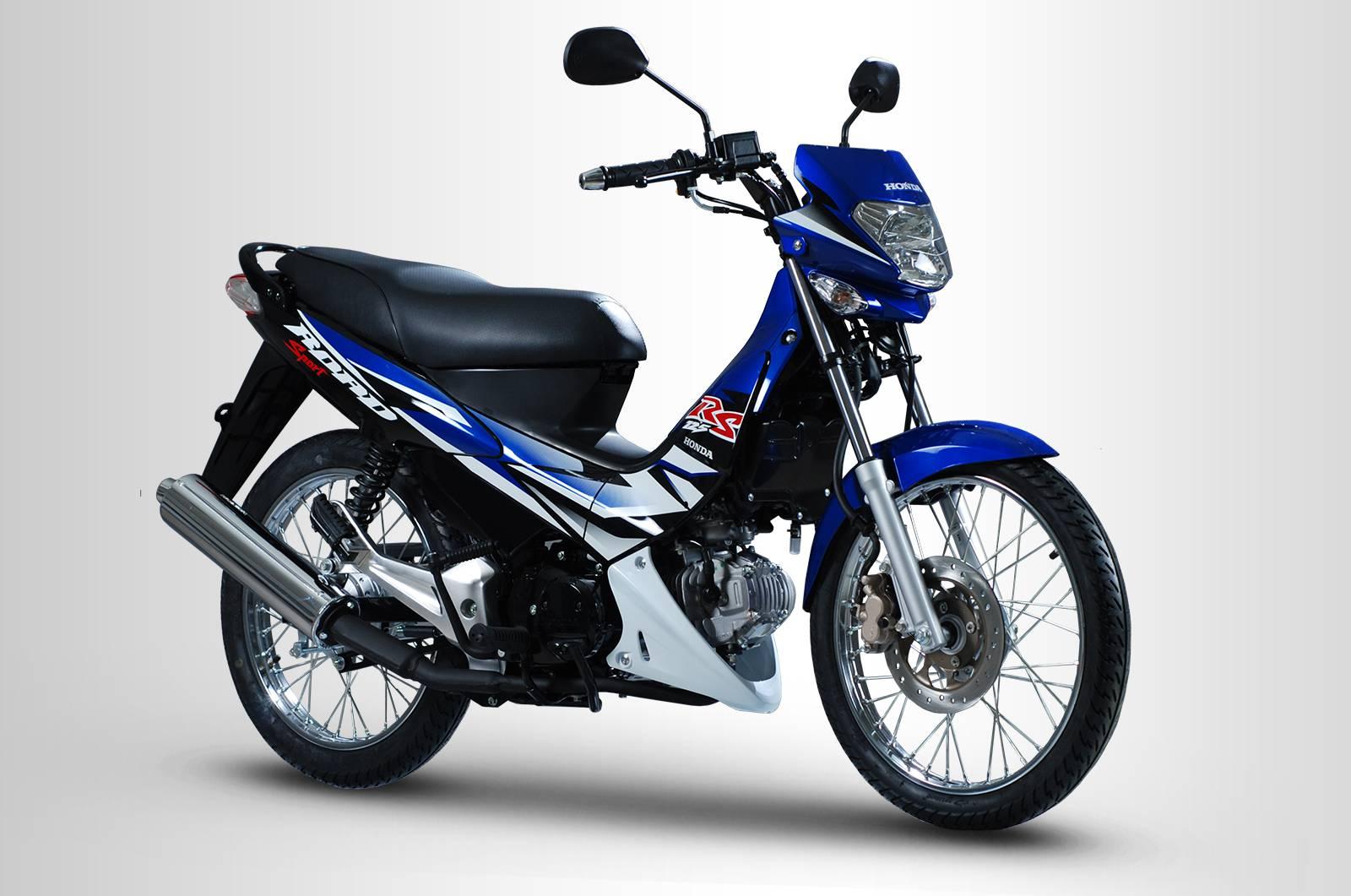 HONDA XRM 125 RS