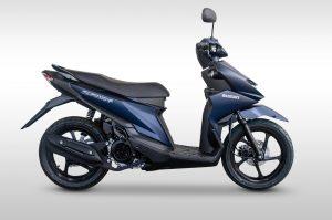 Suzuki Skydrive Sport Blue