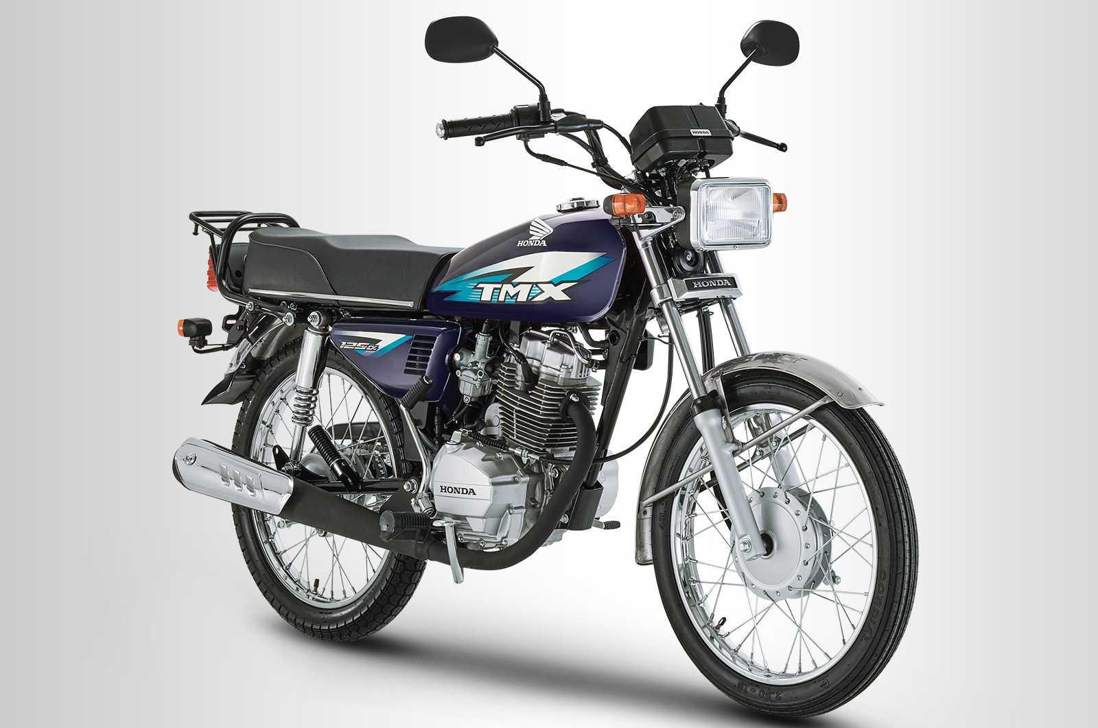 HONDA TMX 125 Alpha Euro 3