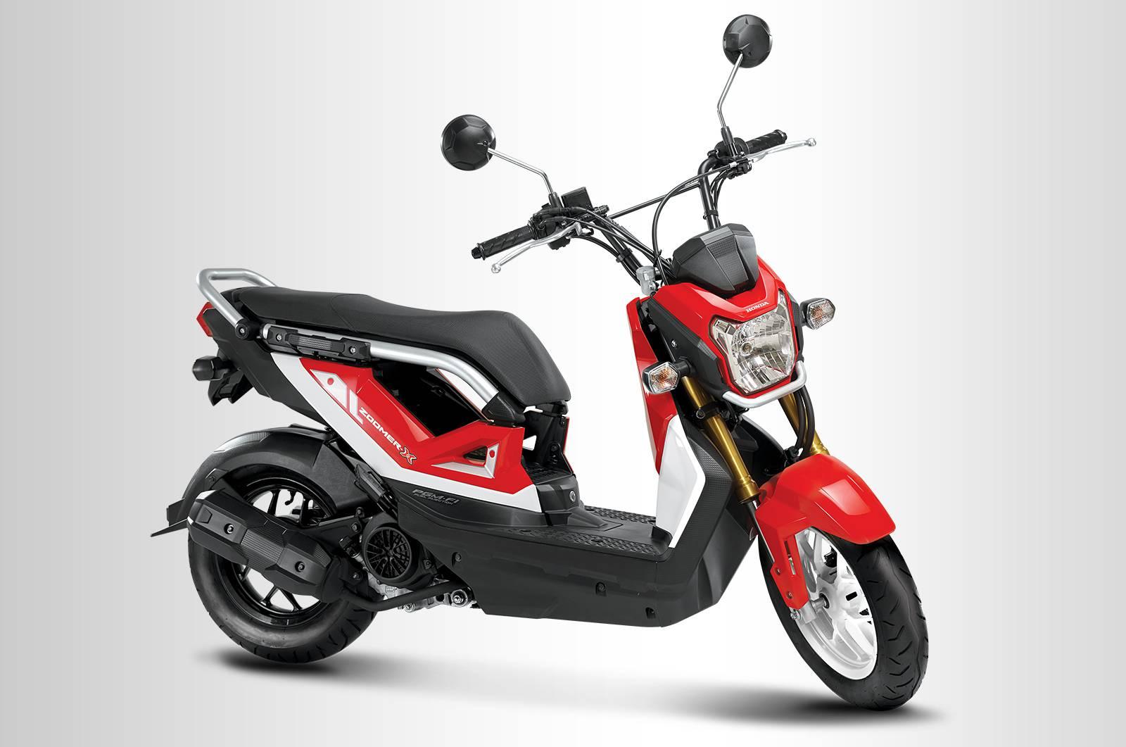 Motortrade Philippine S Best Motorcycle Dealer Honda Zoomer X