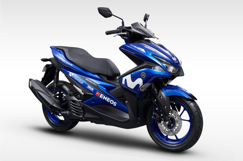 Yamaha Mio Aerox 155 Movistar