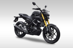 Yamaha mt-15 black