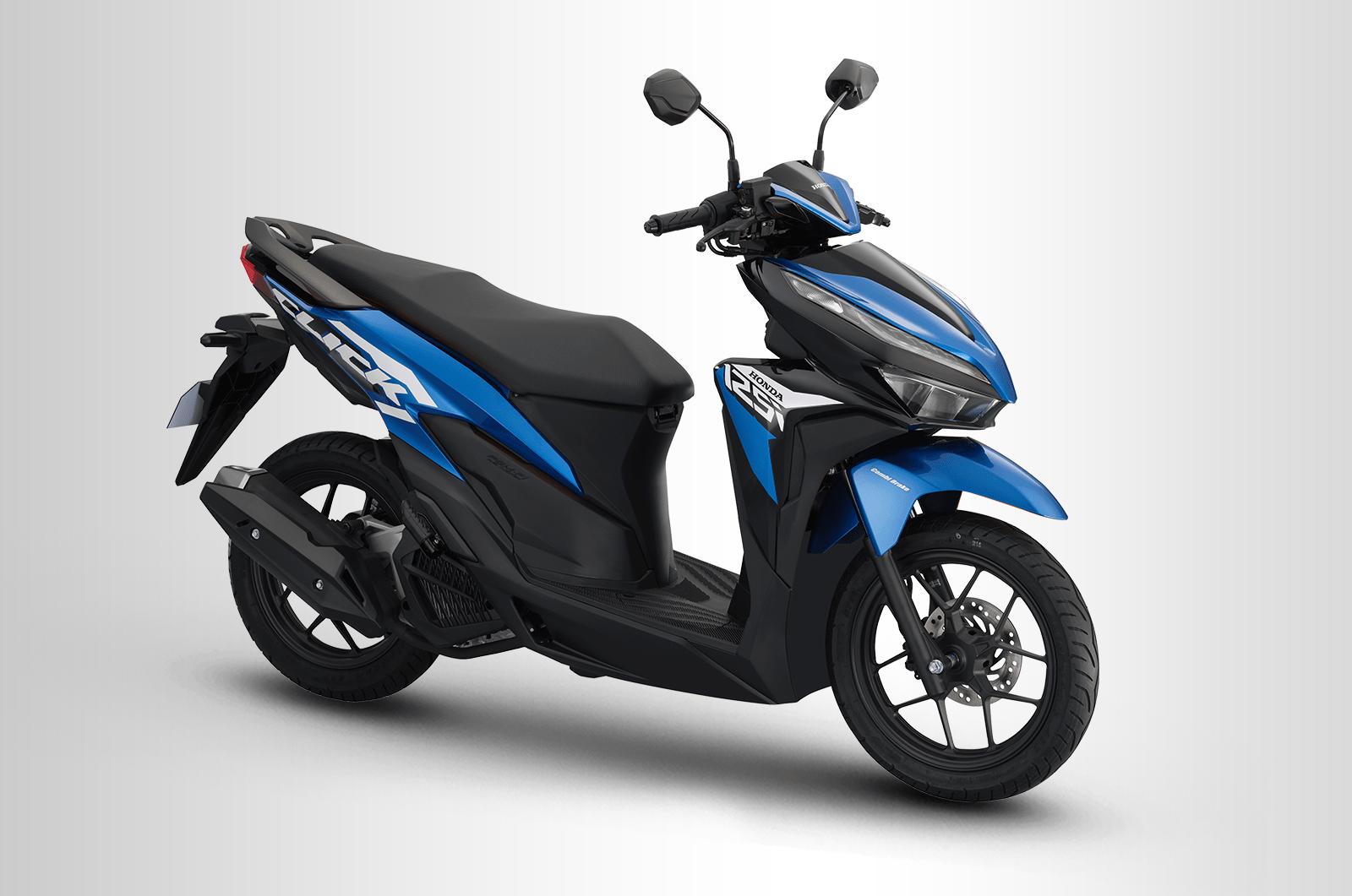 Honda Click 125i Blue