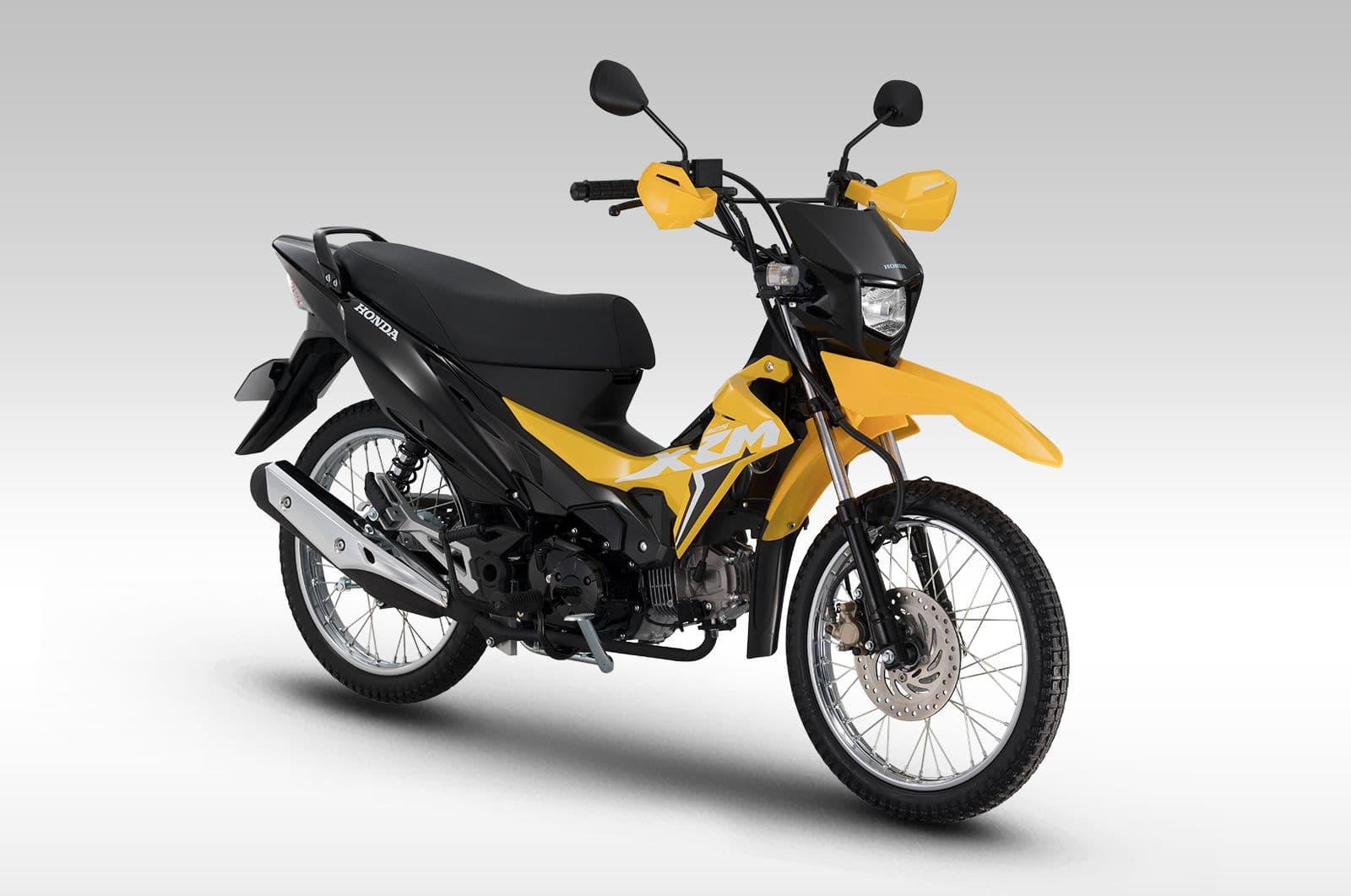 HONDA XRM 125 Dual Sport Fi