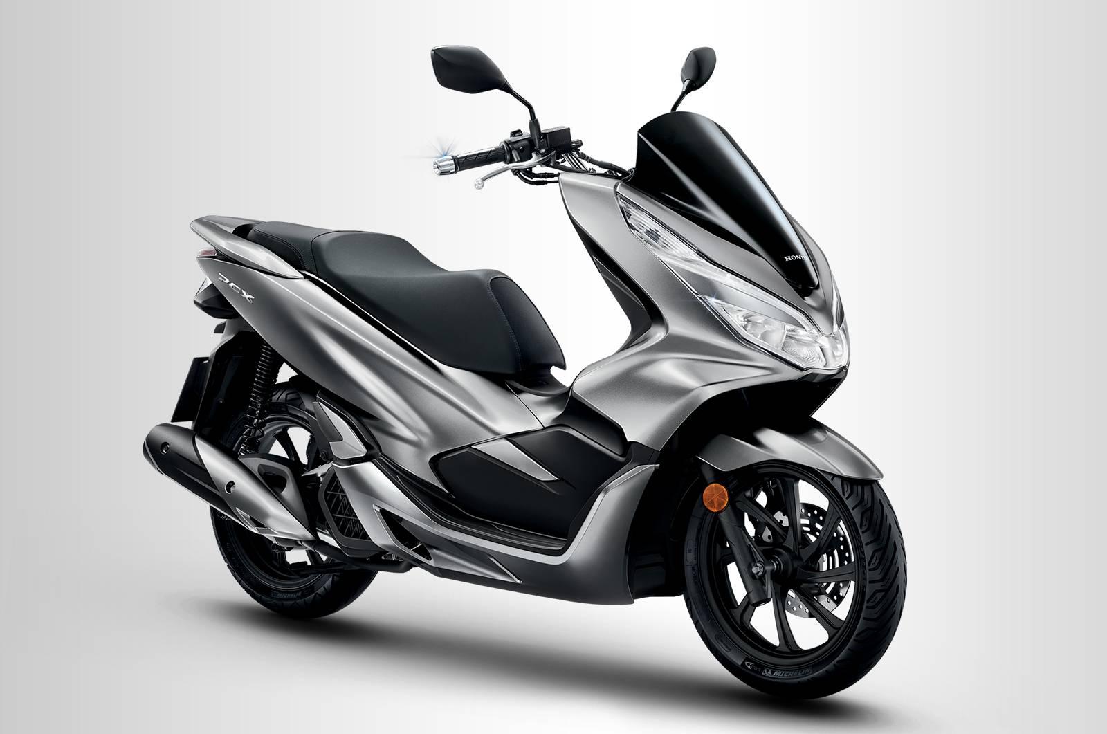 Ficha técnica da Honda PCX 150 2013 a 2022