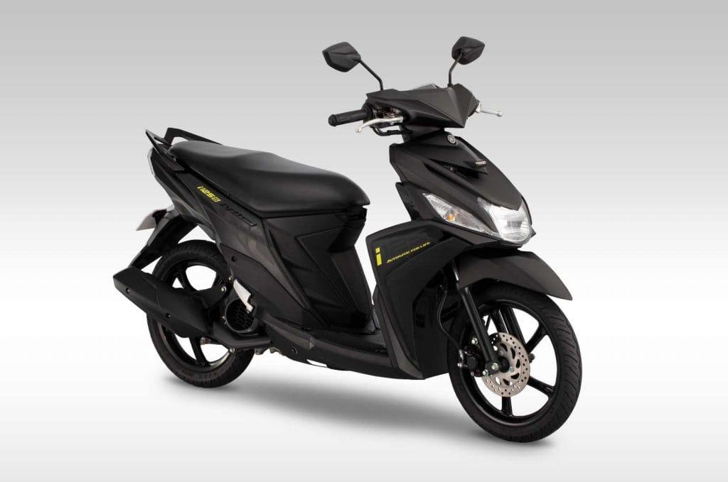Yamaha MIo i 125S