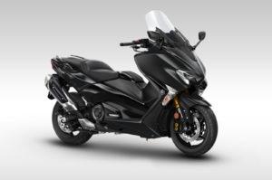 Yamaha tmax sx black