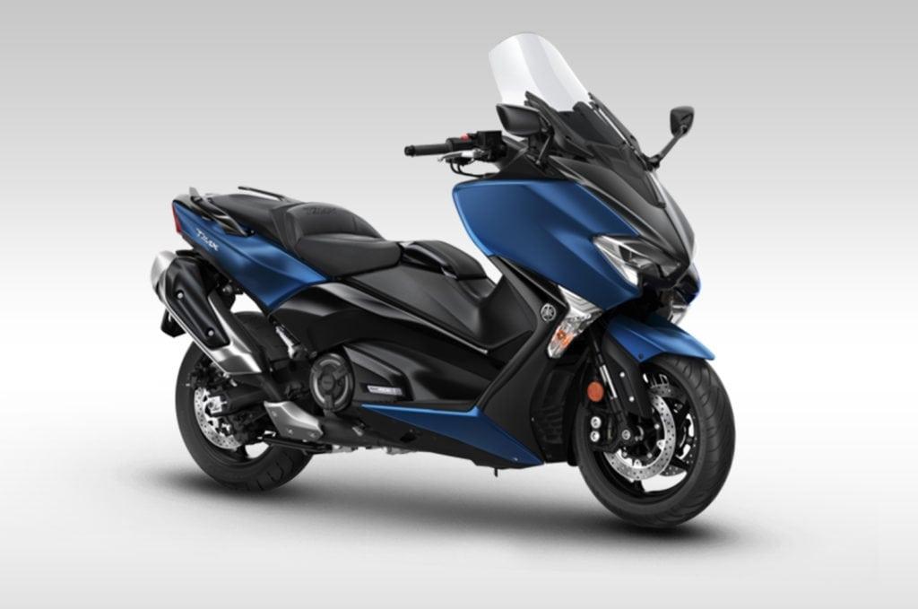 Yamaha tmax sx blue