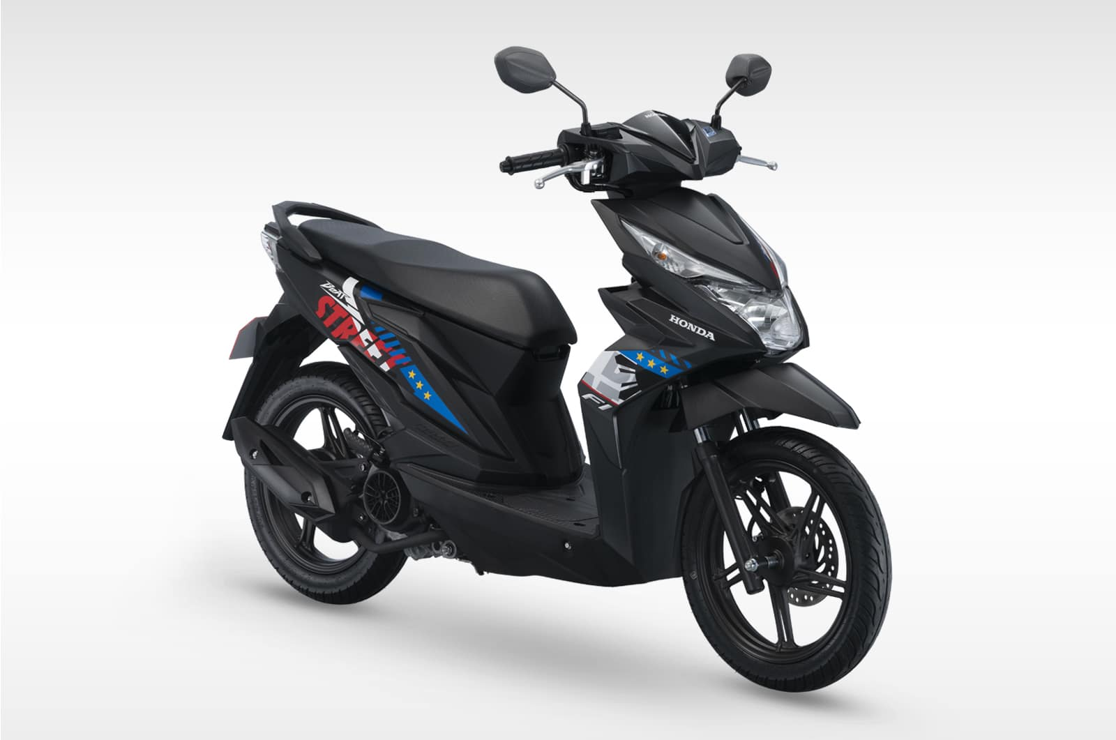 New Honda Beat Fi STD (ACH110CSFL/CSFLII)